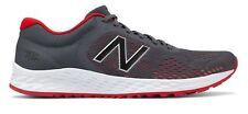 New Balance Men's Fresh Foam Arishi v2 Shoes Grey with Red