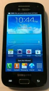 READ 1st Samsung Galaxy S Relay SGH-T699 8GB Black (T-Mobile) Fast Ship MINT