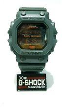 G-Shock Vintage King GX-56 GXW GWX Army Military Green Solar World Time Discont.
