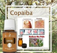YOUNG LIVING 100% Pure COPAIBA Wood Essential Oil 2 ml  MADE IN USA
