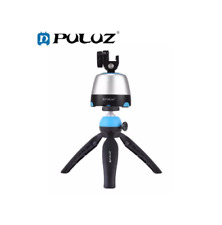 PULUZ PU362 Electronic 360 Degree Rotation Panoramic Head in Tripod Mount