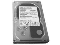 "HITACHI 2TB 7200RPM 64MB Cache SATA III 6.0GB/S 3.5"" Internal Hard Drive -PC/DVR"