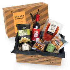 Präsentkorb SOMMER IN SPANIEN - Geschenkkorb mit sommerlichen Delikatessen