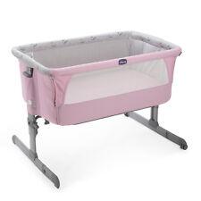 "Chicco 2017 Side Sleeping Crib Next2Me ""Princess"" Baby Crib Next 2 Me Brand NEW"