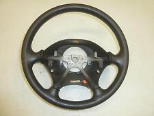 02 CHRYSLER SEBRING Black Steering Wheel OEM Factory Needs Cleaned