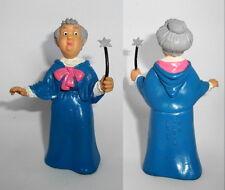 Figurine ancienne PVC Comics Spain 1985 Cinderella Cendrillon : Fée Gute WD