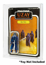 Star Wars Uzay Carded Figure Acrylic Display Case