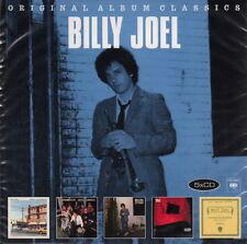 Billy Joel / Streetlife Srenade, Turnstiles, Stormfront, 52nd Street (5 CDs,NEU)