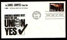 Samuel Gompers Sc. 2380 - 1988 Olympics Gymnastics