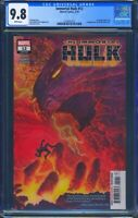 Immortal Hulk 12 (Marvel) CGC 9.8 White Pages 1st appearance The One Below All