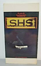 Second Hand Smoke by Plan B Skaeboards 1993 VHS Skateboard Video Mike Ternasky