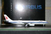 Panda Model/HYJL 1:400 Air China Airbus A330-300 B-6525 (HYJL11012) Model Plane