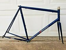 VTG Banke Road Bike Frame and Fork with King Headset Rare made in Texas 58cm