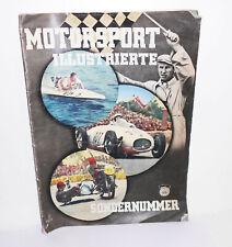 Motorsport Illustrierte Sondernummer 1953 DDR (H8
