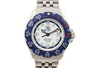 Vintage Tag Heuer F1 Series WA1419 Quartz Ladies Watch 1597