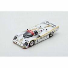 Voitures des 24 Heures du Mans miniatures en acier embouti 1:43