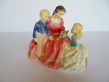 "1950-1996 Royal Doulton ""Bedtime Story"" Porcelain Figurine, Hn 2059"