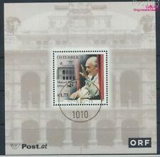 Oostenrijk Vak 19 (compleet Kwestie) gestempeld 2003 Marcel Prawy (9357460