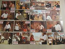 PLATTFUSS AM NIL Aushangfotos Lobbycards 1980 BUD SPENCER