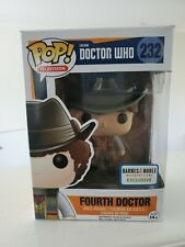 Doctor Who Pop! Funko Fourth Doctor W/Jelly Beans Vinyl #232 Great condition.