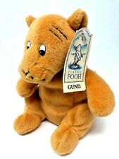 "Winnie the Pooh Plush Small Gund Tigger 6"" Classic Pooh NWMT - Free Shipping"