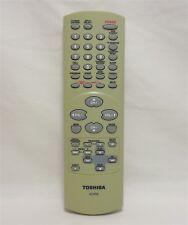 Toshiba VC-P3S Factory Original TV/VCR Combo Remote MV13P3, MV20P2, MV20P2