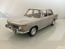 1:18  Autoart BMW 1800 TI/SA , 1963 , Birstolgray