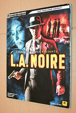 "L.A. Noire Strategy Guide By Brady Games / Lösungsbuch ""English / Englisch"""