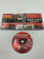 Sony PlayStation 1 PS1 CIB Complete Tested Warzone 2100 Ships Fast