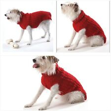 Crochet Dog in Crocheting & Knitting Patterns for sale | eBay