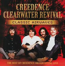 Creedence Clearwater Revival - Classic Airwaves [CD Album]
