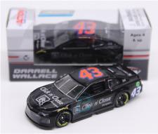 NASCAR 2018 DARRELL WALLACE JR # 43 TEST CAR CLICK N CLOSE 1/64 DIECAST