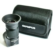 [TOP MINT w/ Genuine Pouch!!] OLYMPUS VA-1 Varimagni Angle Finder ShipFrom JAPAN