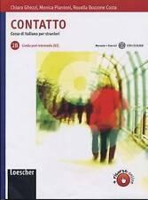 Contatto: Contatto 2b by Loescher Coedizioni (Mixed media product, 2008)