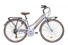 "BICI PASSEGGIO ATALA BOSTON LADY 6V 28"" 2016 bicicletta woman bike shimano mtb"