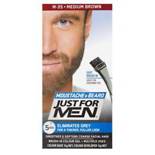 Just for Men Beard Colour Medium Brown FREE SHIPPING