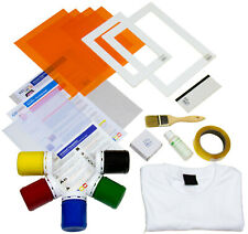 DIY T-shirt/ Fabric Kit with inks & lesson | Chemical Free Non-Toxic using SPO F