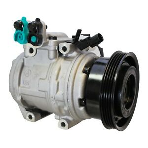 For Hyundai Tucson Kia Sportage 2.0 L4 A/C Compressor and Clutch Denso 471-6026