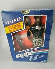 "Vintage Hall of Fame 'Stalker' GI Joe 12"" Poseable Figurine Special # Ed 1991"