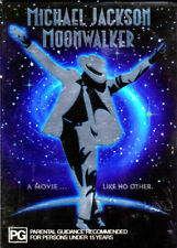 Michael Jackson 'Moonwalker' - DVD with Slipcover