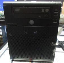 HP Proliant MicroServer, AMD Turion II N40L, 4GB RAM, DVD-RW, No HDD, 2x Trays