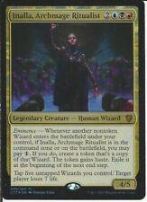 Wizard Eminence with Inalla  -  CMD Commander EDH Custom MTG Deck  - 100 Cards