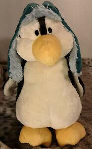 NICI Pinguin Ilja 35 cm Winter Kollektion Kuscheltier 39916 Plüschtier Penguin