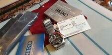 Seiko 5 Sports Mens Automatic Submariner 100m Watch SNZF15K1