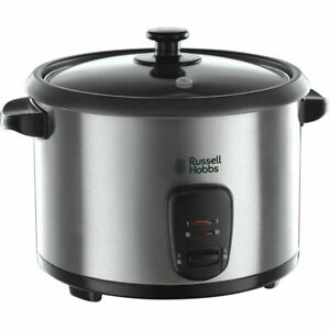 Russell Hobbs 19750 Multi Cooker Rice Cooker 1.8 Litres Stainless Steel