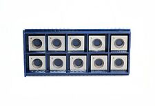 """15mm(.591"""") Square Carbide Inserts with 0.5mm radius-corners for wood,pack of 10"""