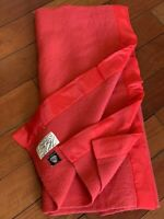 """Vintage Pure Virgin Wool Cottage Blanket Glen Laine The Old Mill Canada 59""""x 76"""""""