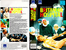 "Video 2000 - "" Britannia HOSPITAL "" (1982) - Leonard Rossiter - Brian Pettifer"