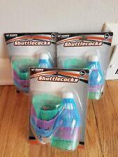 Triumph Sports Usa shuttlecocks. Multicolored. 18 pack! Free shipping!