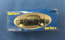Base-Toys Ltd. 1:76 Scale Black Car C702